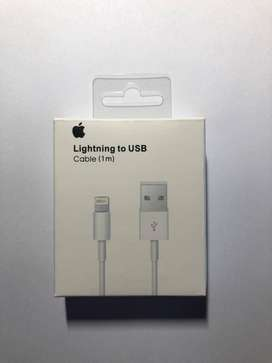 Cable Lightning Usb (1m) Apple Nuevo Original