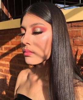 Maquillaje Profesional a Domicilio + obsequio (Maquillaje y/o asesoria)