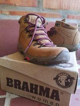 Botas Brahma originales para mujer