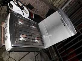 Se vende estufa sencilla sin horno ( gratinados )