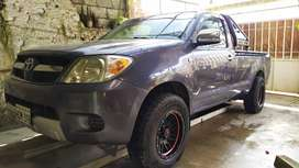 Toyota Hilux Cs 4x2 2008
