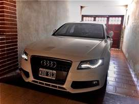 Audi A4 2011 1.8Tfsi sport cuero Plus Manual