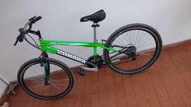 Vendó bicicleta como nueva 15 días de uso