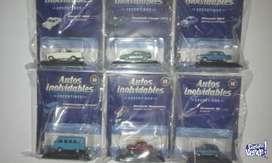 colección inolvidables argentinos del 1 al 40 completos en caja vendo o permuto