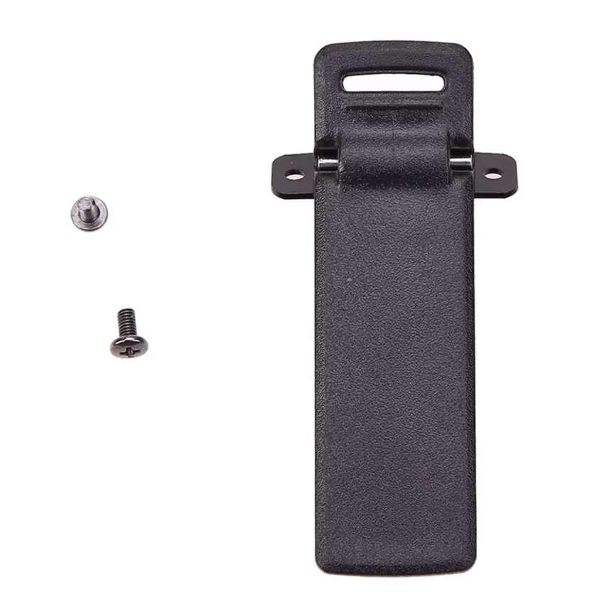 Belt clips para radiotelefonos Baofeng serie Uve y Tyt 0