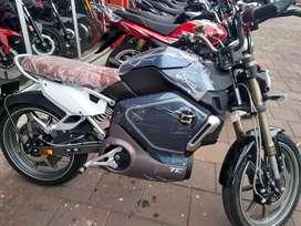 Moto electrica Súper Soco