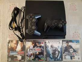 Play Station 3 Slim 320 gb Ps3