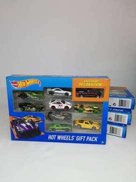 Caja x12 Carros Hot Weels