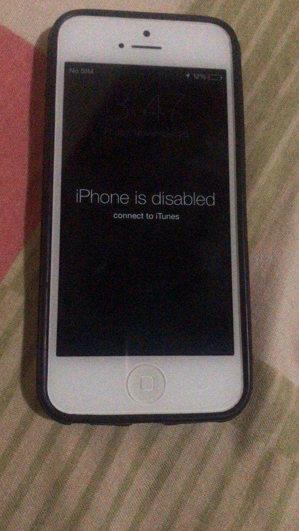 Vendo iphone 5 arreglar 0