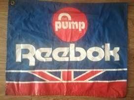 Publicidad reebook años 90s