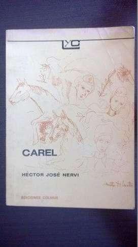 Libro Carel, Hector Jose Nervi, 1992