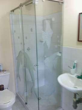 Venta Y mantenimiento general a ventanas y cabinas para baño