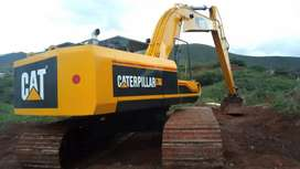 Excavadora Caterpillar Model EL200B
