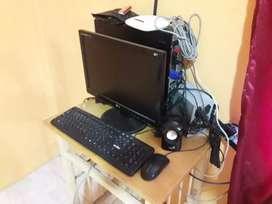 Computadora Dell Core i3 de 8gb ram