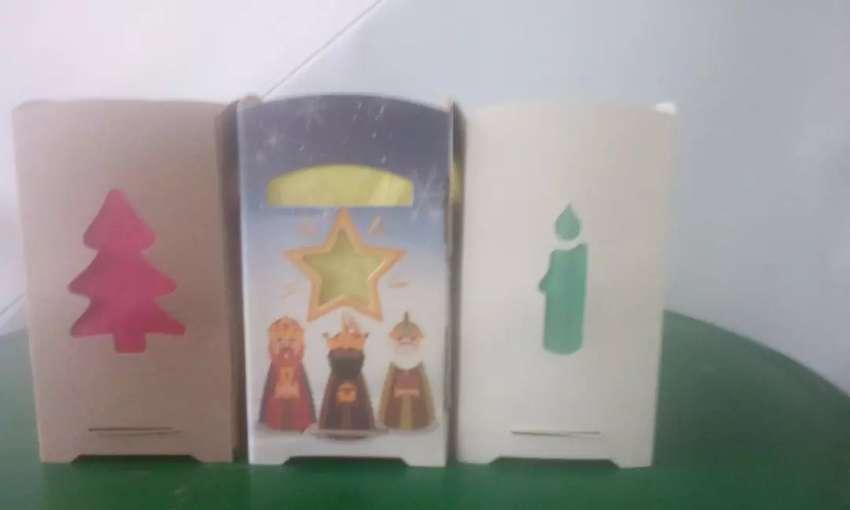 Venta de faroles navideños 0