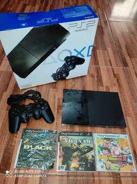 PS2 perfecto en caja
