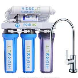 Filtro de osmosis inversa