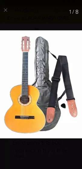 GUITARRA CON CLASES on line