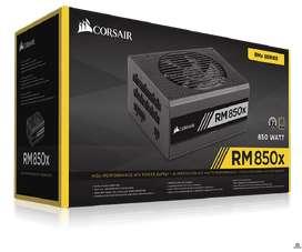 Fuente De Poder Corsair Rm850x 850w 80 Plus Gold