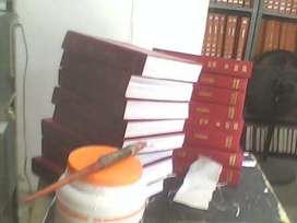 Empastes y encuadernacion de libros