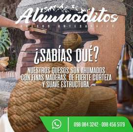 QUESOS AHUMADOS