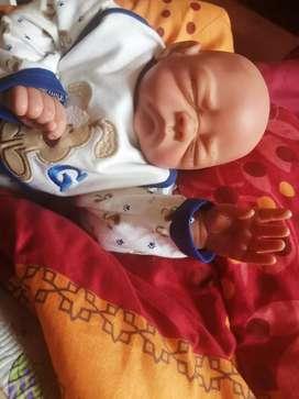 Bebé recién original