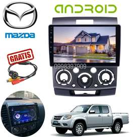 Radio android  9 pulgadas Original Mazda Bt50