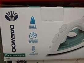 Plancha a vapor dewo nueva en caja con garantía