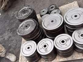 Discos de hierro fundido