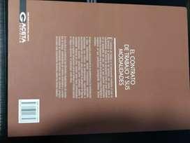 """Vendo libro original 9.9 de 10 """"El CONTRATO DE TRABAJO"""""""