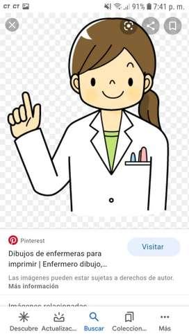 enfermera para paciente en casa en cali