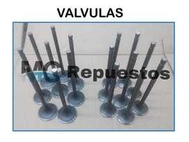 VALVULAS - MARCAS CHINAS , GREAT WALL, HAVAL , DFSK Y MAS