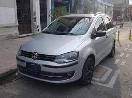 Volkswagen Suran 2014