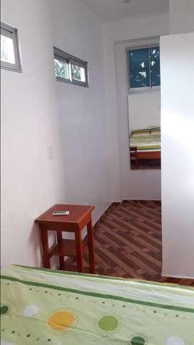 Apartamentos amoblados con aire acondicionados