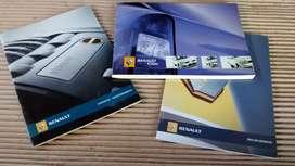 Manual del propietario Renault Clio