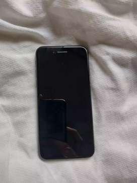 Iphone 7 con huella digital