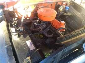 Ford F100 GNC Titular