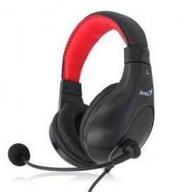 Auricular Genius Hs-520