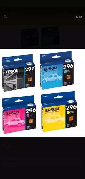 Cartuchos Originales Epson XP 241