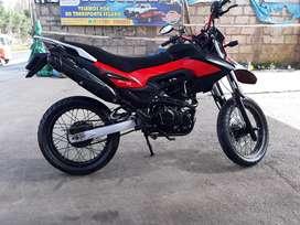 Vendo moto marca wanxin