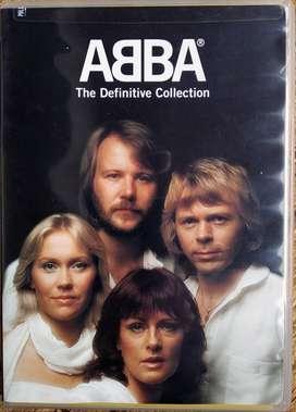 Abba - The Definitive Collection (DVD Original)