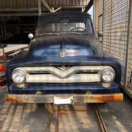 Ford f100, piezas 100% originales