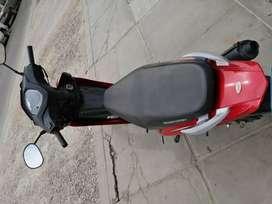 Vendo moto zongshen 110