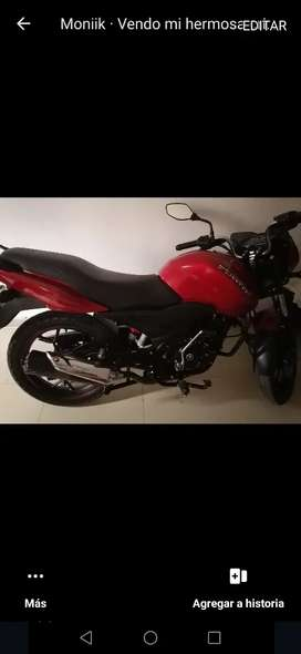 Vendo moto discovery 150