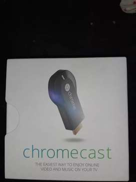 Vendo cromecast