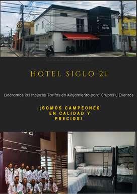 ¿Estas buscando hoteles baratos en Cali?
