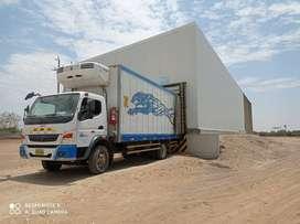 Venta de camiones frigoríficos