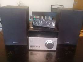 Microcomponente SONY CMT-s20