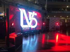 Vendo Pantalla LED 6X3 m2 indoor por actualizacion de inventario