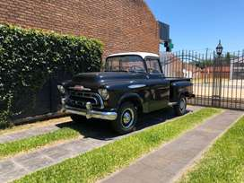 Chevrolet pick up viking 1957